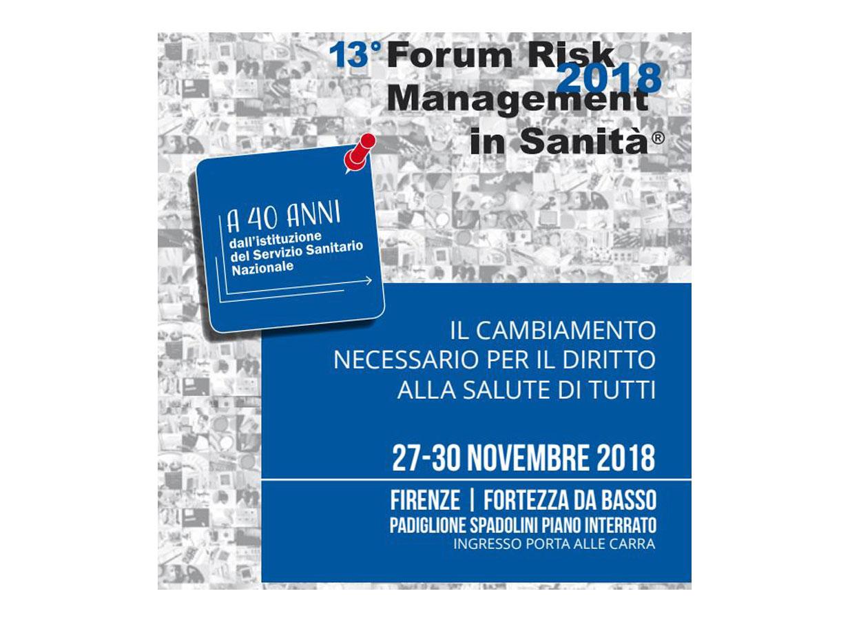 Grasselli al 13° Forum Risk Management in Sanità