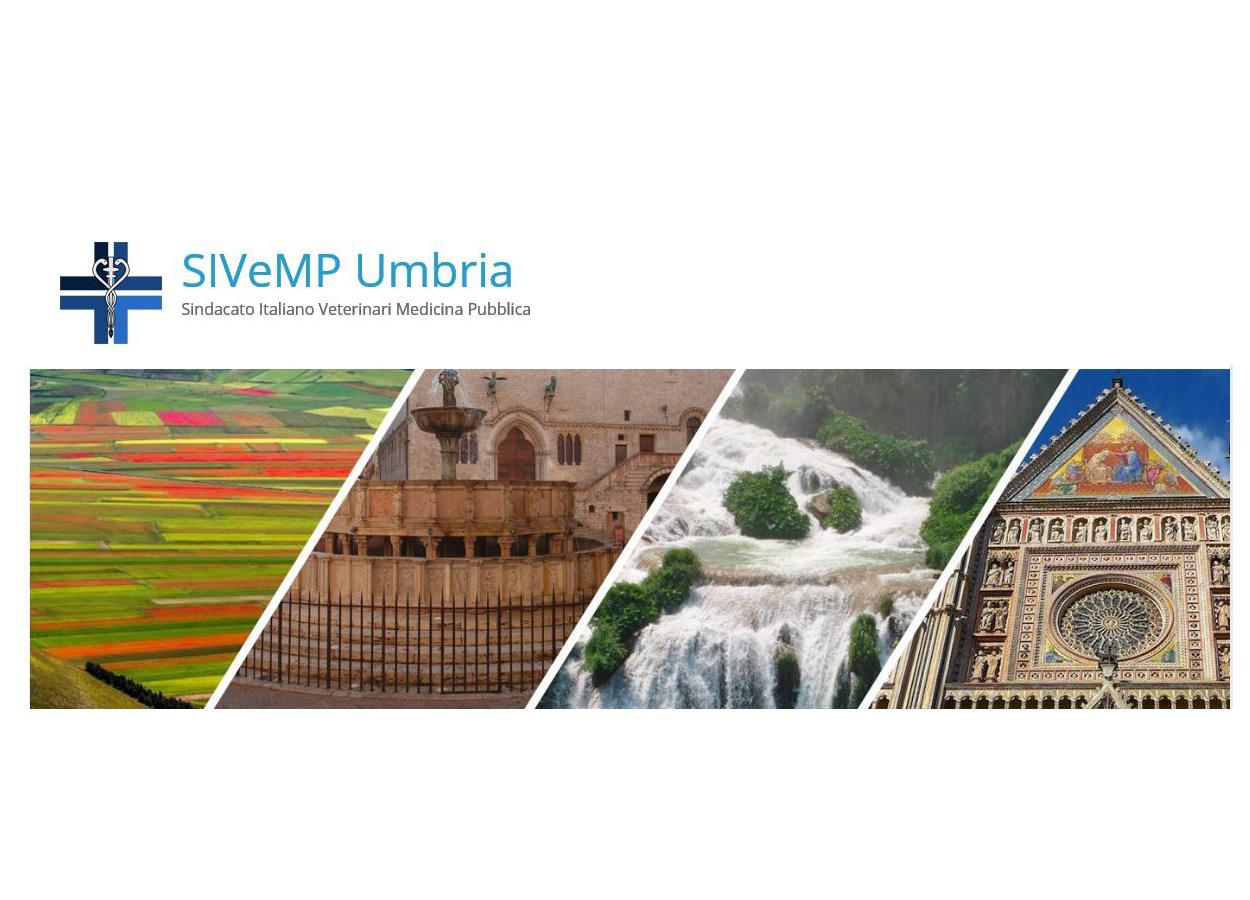 Il SIVeMP Umbria chiama allo sciopero