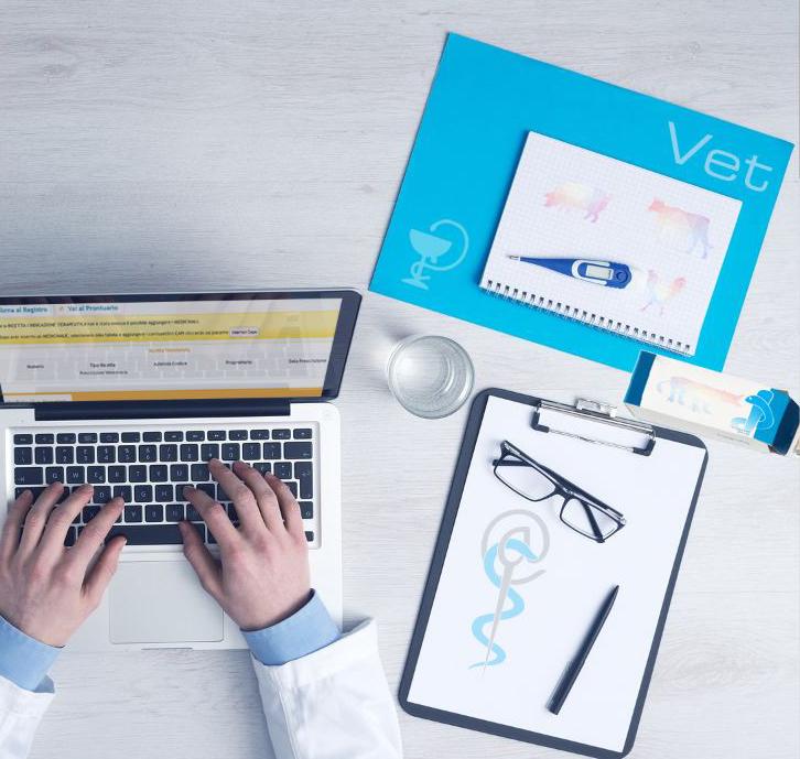 Ricetta elettronica veterinaria, aggiornato il manuale operativo
